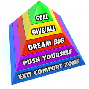 why leave your comfort zone